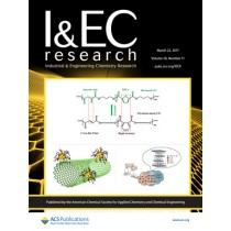 Industrial and Engineering Chemistry Research: Volume 56, Issue 11
