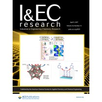 Industrial and Engineering Chemistry Research: Volume 56, Issue 13