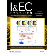 Industrial and Engineering Chemistry Research: Volume 56, Issue 14