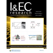 Industrial and Engineering Chemistry Research: Volume 56, Issue 2