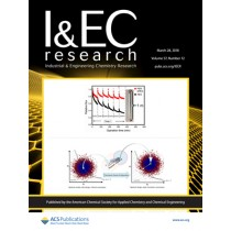 Industrial and Engineering Chemistry Research: Volume 57, Issue 12