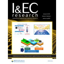 Industrial and Engineering Chemistry Research: Volume 57, Issue 3