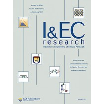 Industrial & Engineering Chemistry Research: Volume 49, Issue 2