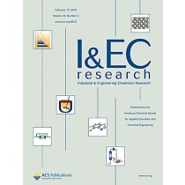Industrial & Engineering Chemistry Research: Volume 49, Issue 4