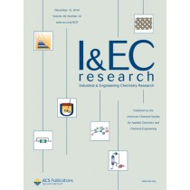 Industrial & Engineering Chemistry Research: Volume 49, Issue 24