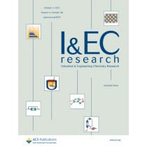 Industrial & Engineering Chemistry Research: Volume 51, Issue 39