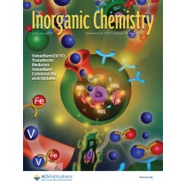 Inorganic Chemistry: Volume 59, Issue 22