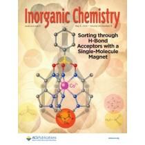 Inorganic Chemistry: Volume 59, Issue 9