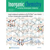 Inorganic Chemistry: Volume 53, Issue 19