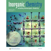 Inorganic Chemistry: Volume 53, Issue 22