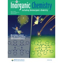 Inorganic Chemistry: Volume 55, Issue 10