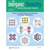 Inorganic Chemistry: Volume 55, Issue 15