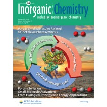 Inorganic Chemistry: Volume 55, Issue 2