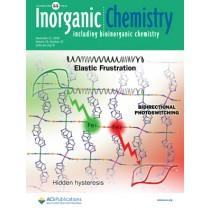 Inorganic Chemistry: Volume 55, Issue 22