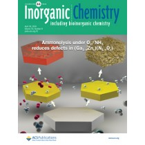 Inorganic Chemistry: Volume 55, Issue 8