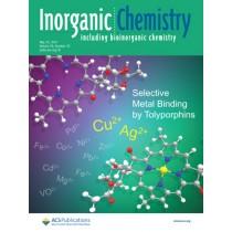 Inorganic Chemistry: Volume 56, Issue 10