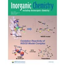 Inorganic Chemistry: Volume 56, Issue 14