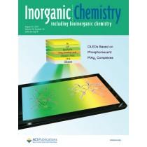 Inorganic Chemistry: Volume 56, Issue 16