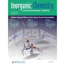 Inorganic Chemistry: Volume 56, Issue 21