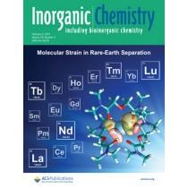 Inorganic Chemistry: Volume 56, Issue 3