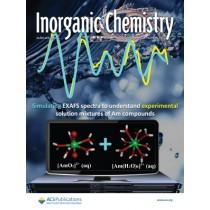 Inorganic Chemistry: Volume 57, Issue 14