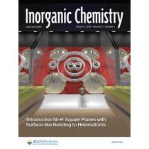 Inorganic Chemistry: Volume 57, Issue 5