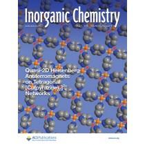Inorganic Chemistry: Volume 57, Issue 9