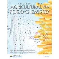 Journal of Agricultural and Food Chemistry: Volume 68, Issue 22