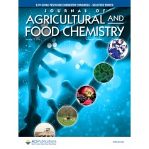 Journal of Agricultural and Food Chemistry: Volume 64, Issue 1