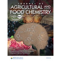 Journal of Agricultural and Food Chemistry: Volume 65, Issue 4