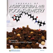 Journal of Agricultural and Food Chemistry: Volume 65, Issue 43