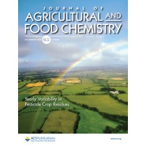 Journal of Agricultural and Food Chemistry: Volume 65, Issue 8