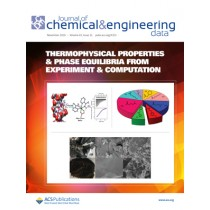 Journal of Chemical & Engineering Data: Volume 65, Issue 11