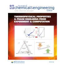 Journal of Chemical & Engineering Data: Volume 65, Issue 6