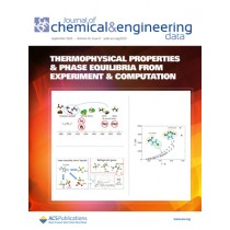 Journal of Chemical & Engineering Data: Volume 65, Issue 9