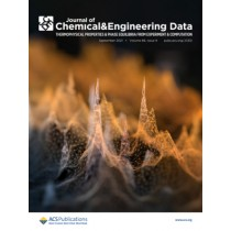 Journal of Chemical & Engineering Data: Volume 66, Issue 9
