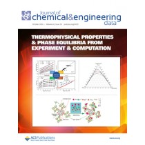 Journal of Chemical and Engineering Data: Volume 61, Issue 10