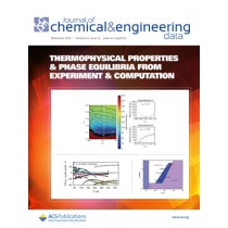 Journal of Chemical and Engineering Data: Volume 61, Issue 11