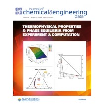 Journal of Chemical and Engineering Data: Volume 61, Issue 6