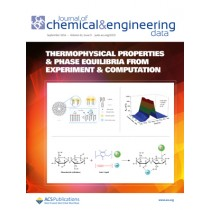 Journal of Chemical and Engineering Data: Volume 61, Issue 9