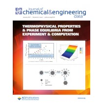 Journal of Chemical and Engineering Data: Volume 62, Issue 1