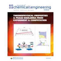 Journal of Chemical & Engineering Data: Volume 62, Issue 11