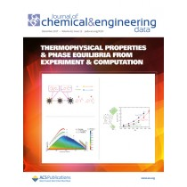 Journal of Chemical & Engineering Data: Volume 62, Issue 12