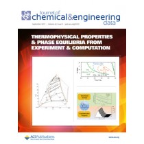 Journal of Chemical & Engineering Data: Volume 62, Issue 9