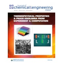 Journal of Chemical & Engineering Data: Volume 63, Issue 5