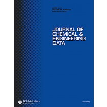 Journal of Chemical & Engineering Data: Volume 55, Issue 4
