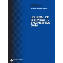 Journal of Chemical & Engineering Data: Volume 55, Issue 10