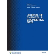 Journal of Chemical & Engineering Data: Volume 56, Issue 4