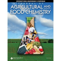 Journal of Agricultural and Food Chemistry: Volume 58, Issue 17