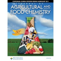 Journal of Agricultural and Food Chemistry: Volume 60, Issue 18